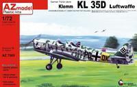 Klemm KL 35D Luftwaffe