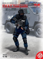 S.W.A.T. Team Leader (1 fig.)