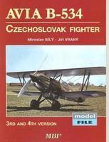 AVIA B-534 Czechoslovak Fighter