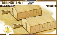 Modern Tent 2 set packet