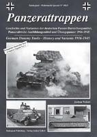 German Dummy Tanks