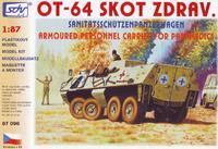 OT-64 SKOT Zdravotní