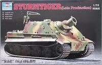 Sturmtiger (late production)