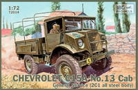 Chevrolet C15A No.13 Cab General Service