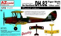 """DH.82 Tiger Moth """"Other users"""""""