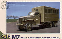M7 Small Arms Repair (GMC Truck)