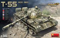 T-55 mod. 1963 Interior Kit
