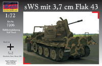 sWS mit 3,7 cm Flak 43