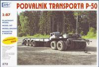 Podvalník Transporta P-50