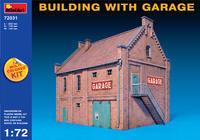 Building w/Garage