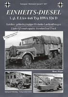 Einheits-Diesel 6x6 Typ HWA 526D
