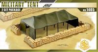 Military Tent 2 set package