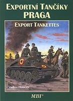 Exportní tančíky PRAGA