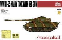 E-75 Heavy Tank with 128 gun