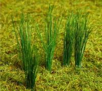 Vysoká tráva zelená 10ks 1:35