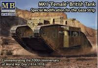 Mk.I Female British Tank