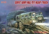 SovietArmy MAZ-7911 Heavy Truck
