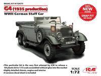 G4 (1935 production) German WWII Staff Car