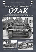 German Armour Formation in the OZAK 1943-45