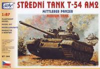 Střední tank T-54 AM2