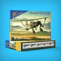 Henschel Hs123 A1
