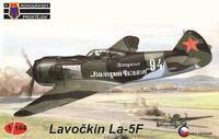 Lavočkin La-5F