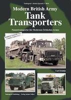 Modern British Army Tank Transporters