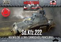 German light armored car Sd.Kfz.222.