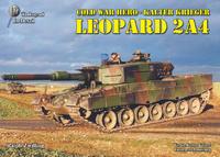 Cold war hero - Kalter Krieger Leopard 2A4 in detail