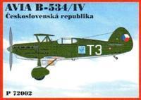Avia B-534/II čsr