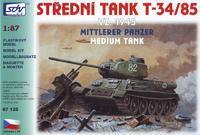 T-34/85 střední tank, vz. 1945
