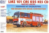 LIAZ 101 CAS K25 HZS ČD