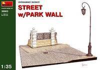 Street w/Park Wall