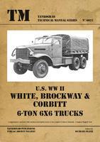 TM U.S. WWII White, Brockway & Corbit 6-ton 6x6 Truck