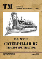 TM U.S. WWII Caterpillar D7
