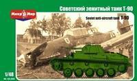 T-90 Protiletadlový tank