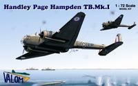 Handley Page Hampden TB.MK.I