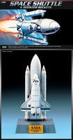 Space Shuttle a Booster Rockets 1:288th