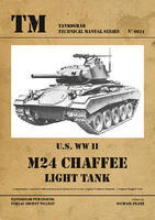 TM U.S. WWII M24 Chaffee light Tank