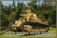 Type 89 Japanese Medium Tank Kou gasoline late