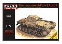 Flammpanzer Pz.Kpfw. I Ausf. A