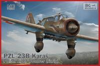 PZL.23B Karaś - Polish Light Bomber (Early production)