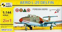 Aero L29 Delfin (Foreign users) 2in1