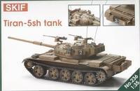 Tiran-5sh tank