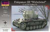 "Flakpanzer III ""Wirbelwind"""