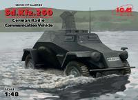 Sd.Kfz. 260 German Radio