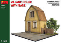 Vilage House With Base