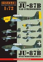 Junkers Ju-87 nad středomořím