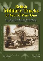 British Military Trucks of WW I