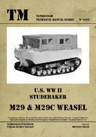TM U.S. WWII Studebacker M29 & M29C Weasel